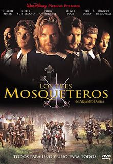 Los Tres Mosqueteros THE THREE MUSKETEERS 1993