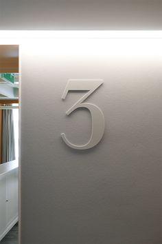 Office Building Signage | Mifflin-Schmid Design