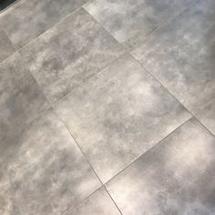 Finest concrete look - tile Concrete Look Tile, Hallway Flooring, Tasting Room, Tile Floor, Tiles, Elegant, Interior, House, Design