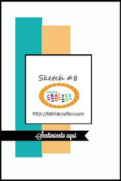 Latina Crafter - Sellos en Español: Retos Latina Crafter