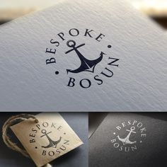 Create a logo for a unique, nautical personality by B.J. Design
