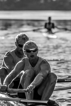 NZ #KiwiPair - Hamish Bond & Eric Murray - #Rowing