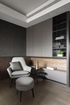 Tenniswood Inspiration - Home Modern Interior, Home Interior Design, Interior Architecture, Home Office Design, House Design, Diy Bathroom Decor, Entryway Decor, Deco Design, Cabinet Design