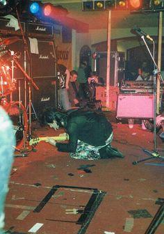Johnny Thunders at the Bierkeller in Bristol, United KIngdom Nov. Johnny Thunders, Bristol, United Kingdom, England