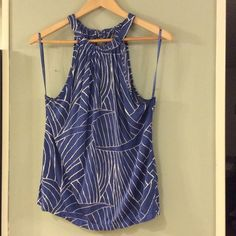 Ann Taylor halter top Closet Rules: No Holds or Trades Same Day or Next Day Shipping All Items are in Gently Used Condition Unless Stated Otherwise Ann Taylor Tops