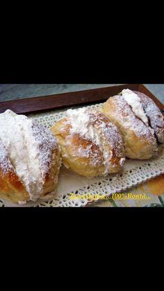 E poi ti accorgi di volere un maritozzo #senzaglutine con la panna http://blog.giallozafferano.it/zeroglutine/maritozzi-glutine-panna/