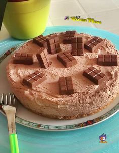 Stamattina vi lascio una Torta Fredda Kinder Cereali buonissima   http://blog.giallozafferano.it/lacucinadimarge/torta-fredda-kinder-cereali/