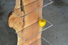 1000 images about natural live edge shelving on pinterest for Fake design mobel