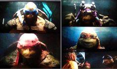 Worlds Finest News | Leaked Screenshots from Upcoming New Teenage Mutant Ninja Turtles Trailer