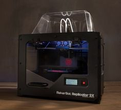 MakerBot Replicator 2Xs Now Available in the Maker Shed