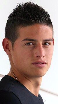 James Rodriguez made in Colombia