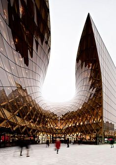 Emporia Shopping Center (Malmö/ Sweden): http://curious-places.blogspot.com/2014/11/emporia-shopping-center-malmo-sweden.html