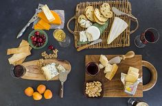 A Twist on Classic Wine & Cheese Pairings | Wine Enthusiast Magazine
