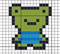 Frog azzurro