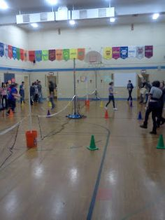 This is a PE blog filled with some great ideas for the elementary level. Activities focus on fitness and locomotor skill development. Some involve integration, but many could easily integrate various topics. This was found on Pinterest