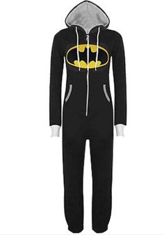 Batman Adult Onesie Men or Womens Batman Onesie For Indoor or Outdoor wear. 100% Cotton ON SALE NOW - SAVE OVER 20% - SUPPLIES LIMITED Size(CM): 1CM=0.39 INCH S / M / L / XL / XXL Bust:102 / 106 / 110