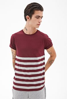 I love maroon t shirts. I love the color in general. I want this shirt!!