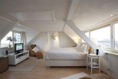 Van zolder tot riante slaapkamer