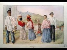 Villancico ´´Los Negritos`` - Manuel Rueda  (C. -1881)