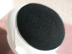kippah black 145 cm / 57 inch by 4craft4 on Etsy