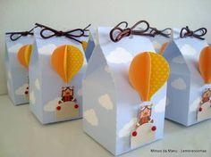 Resultado de imagen para personalizador ursinho baloeiro Air Ballon, Hot Air Balloon, Balloon Party, Milk Box, Carton Box, Baby Boy Shower, Diy And Crafts, Happy Birthday, Scrapbook