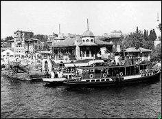 istanbul_Beşiktaş İskelesi 1970