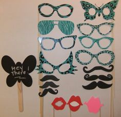 Love this photo booth idea