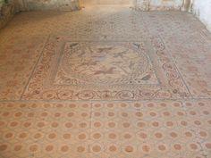 Velha cidade Romana. Old Roman town.