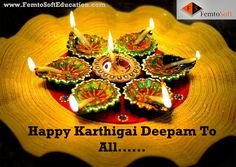 Happy karthigai deepam to all....
