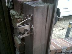 The Best Gate Latch