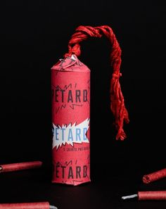 Pétard Cannabis (Student Project) by William Lacharité