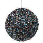 Sparkle Sequin Ball Christmas Ornament