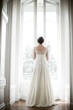 robe mariée, mariage Charente, Eric Dincuff photographe