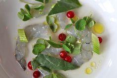 Restaurant Septime // Paris  - Crevettes grises