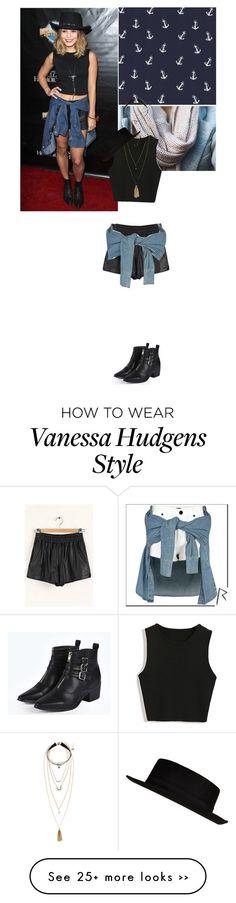 """Style Inspiration: Vannesa Hudgens"" by jesssilva on Polyvore"