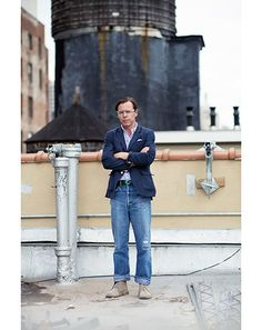 Andy Spade, Co-Founder of Partners & Spade **What are they: ** Levi's 501s. They are vintage from the 1960ss.  Classic fit. **How long have you had them: ** 10 years I think. I believe I found them in 2004. Why are they your go-to: They are timeless. Not trendy and built to last. I hate skinny jeans. Best memory in these jeans: Almost all my great memories are in jeans. BMX racing as a kid. Skateboarding in empty pools. Traveling cross country with friends. Pro tip: If your looking for a new…