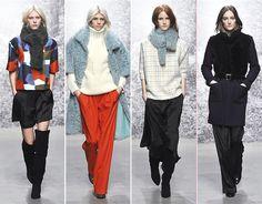 Paul & Joe Fall/Winter 2014-2015 Collection - Paris Fashion Week  #ParisFashionWeek #fashionweek #PFW