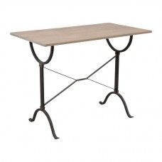Table ronde collection cargo industriel spirit - Table ronde industrielle ...