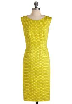 Last Minute Lovely Dress in Dots