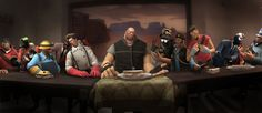 "Team Fortress 2 ""The Last Sandwich"""