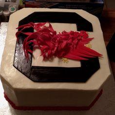 SC Gamecock Grooms Cake