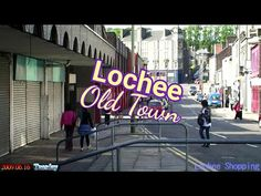 Mommy & daughter enjoyed shopping at Lochee town in a sunny afternoon on Lochee used to be a weavers' cottages area, situated at the burn which f. Online Scrapbook, Sunny Afternoon, Dundee, Historical Pictures, Old Town, Scotland, Neon Signs, City, Youtube
