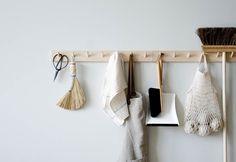 Peg Hooks, Wall Hooks, Bathroom Hooks, Utility Cupboard, Fashion Still Life, Stone Cottages, Hook Rack, Birch Ply, Traditional Interior