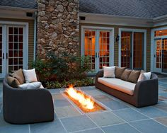 awesome 52 Stunning Outdoor Stone Fireplaces Design Ideas