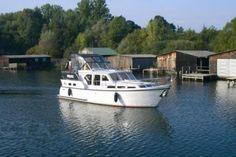 """Anbieter: Müritz-Yacht Technik GmbH   17248 Rechlin Das Boot wird im Kundenauftrag angeboten und...,Stahlyacht, Kajütboot - Perdo Skiron 35 """"Nordic IV"""", Bj. 2003, in Mecklenburg-Vorpommern - Rechlin"""