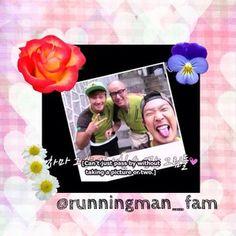 Instagram photo by runningman_fam - Making memories while filming~ ✌️✌️✌️ #rm #runningman #kimgjongkook #jongkook #kookie #haha #hadonghoon #hongseokchun #seokchun