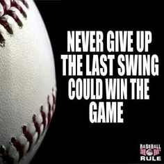 .This is so very true....2014 West Texas All Stars..18u...hit the winning run into break the tie to keep us in the tournament