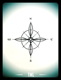 Finally finished my design!!! So excited to get this tat on Saturday! #celtic #tattoo #compass