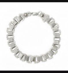 pulsera de Plata Hall Hotel, Bracelets, Silver, Jewelry, Silver Bracelets, Jewels, Accessories, Charm Bracelets, Jewellery Making