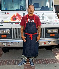Roy Choi Wants to Reinvent Fast Food